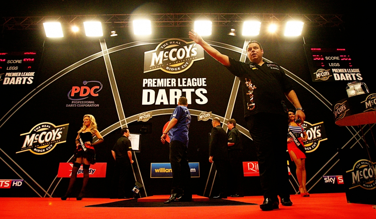 permier league darts
